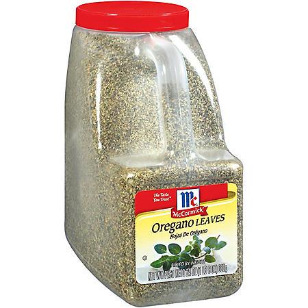 McCormick® Oregano Leaves - 24 oz.