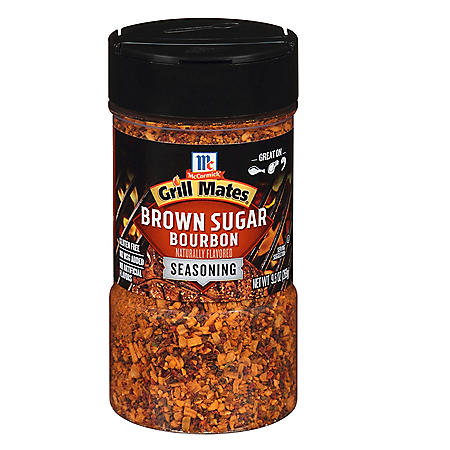 McCormick Grill Mates Brown Sugar Bourbon (9.5 oz.)