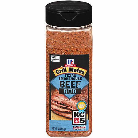 McCormick Grill Mates Texas Smokehouse Beef Rub (10 oz.)