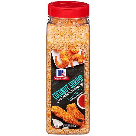 McCormick® Coconut Breading (11.75 oz.)
