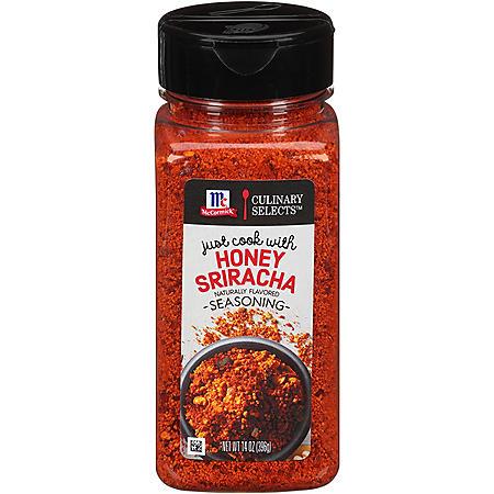 McCormick Culinary Selects Honey Sriracha Seasoning (14 oz.)
