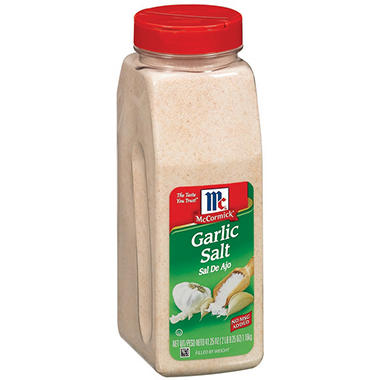 McCormick? Garlic Salt - 41.25 oz.