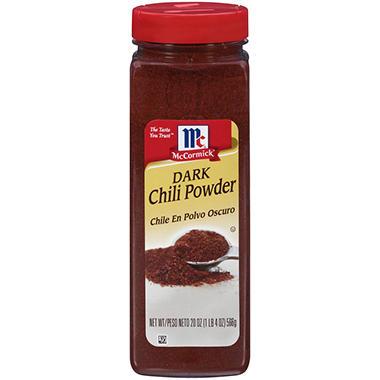 McCormick Dark Chili Powder (20 oz.) - Sam\'s Club