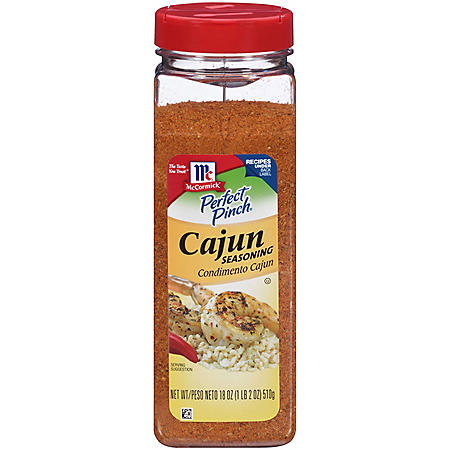 McCormick Perfect Pinch Cajun Seasoning (18 oz.)