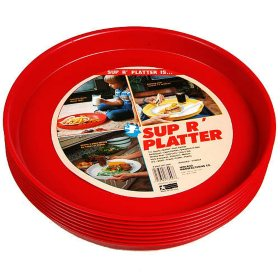 Sup R' Platter - 8 pack