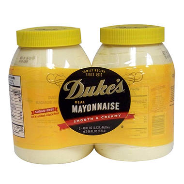 Duke's Mayonnaise - 2/48 oz.