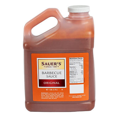 Sauer's® Barbecue Sauce - 1 gal.