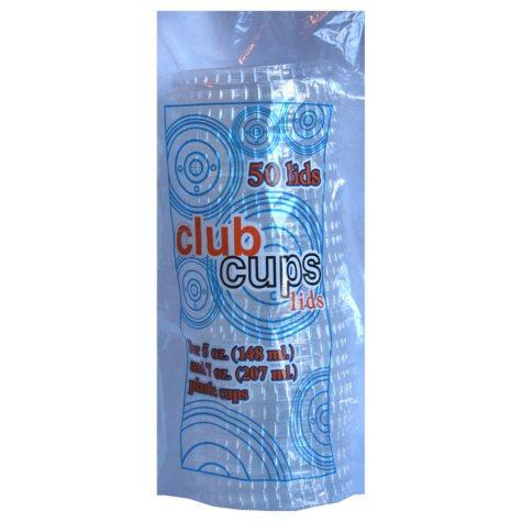 Club Cups Tapas de Vasos Plasticos