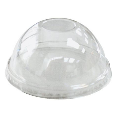 WonderFoil - Clear Plastic Dome Lids - 100 ct.