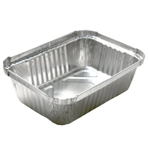 WonderFoil - Rectangular Carry-Out Containers - 25 ct.