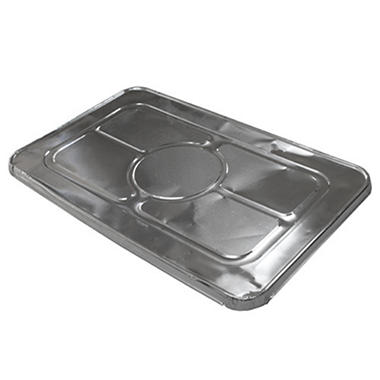 WonderFoil Aluminum Lid for Full Size Steamtable Pan - 15 ct.