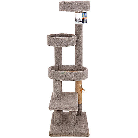 A Matter of Cat 4-Level Nest & Rester Cat Tower