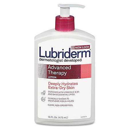 Lubriderm Advanced Therapy Lotion (16 fl. oz.)