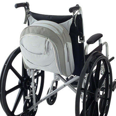 Wheelchair Seat Back Organizer