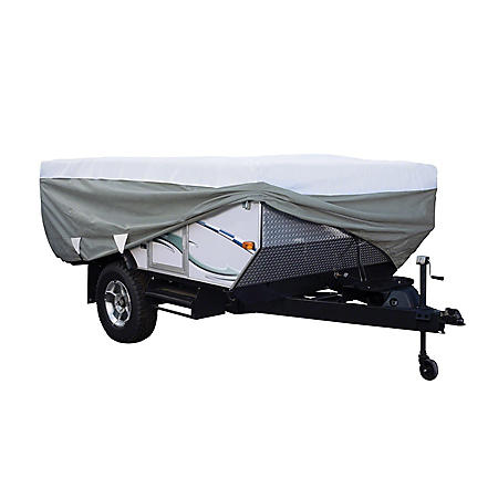 Classic Accessories PolyPRO 3 Pop-up Camper Cover (Various Sizes)