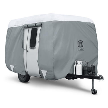Classic Accessories Small Travel Trailer Cover (Various Sizes)