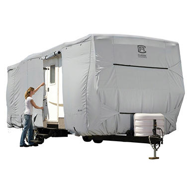 Classic Accessories PermaPRO Travel Trailer Cover (Various Sizes)
