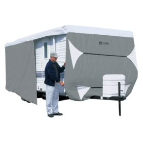 Classic Accessories PolyPRO 3 Travel Trailer Cover (Various Sizes)