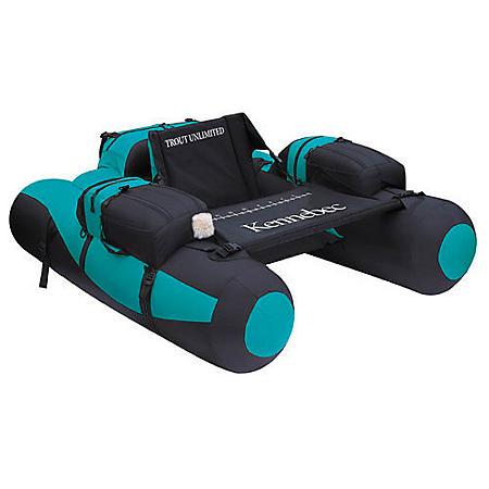 Kennebec Pontoon Float Tube - Teal