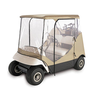 Classic Accessories Travel Sided Golf Car Enclosure Sam S Club