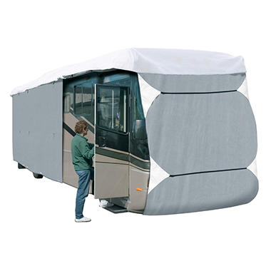 Extra Tall Class A RV Cover - 37'-40'