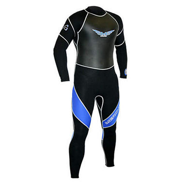 Divers® 3/2 Adult Full Wetsuit-Availabe in Small thru XXL
