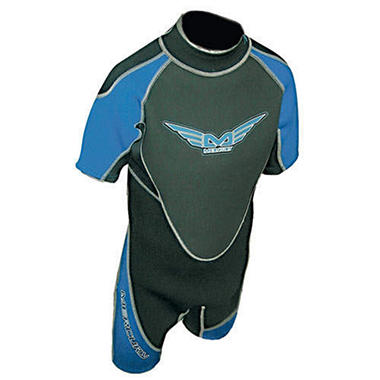 U.S. Divers® 3/2 Youth Shorty Wetsuit-Available Sizes-Small, Medium, Large
