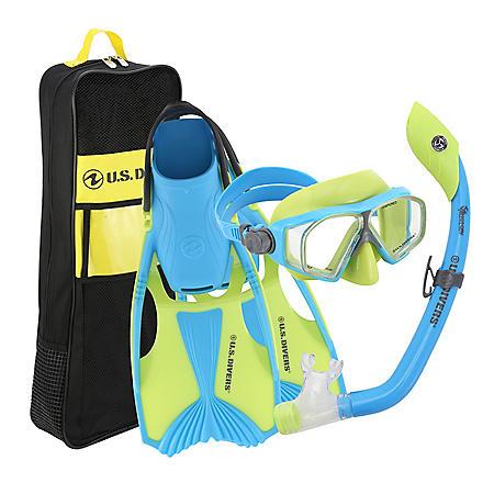 U.S. Divers Youth Premium Snorkel Set