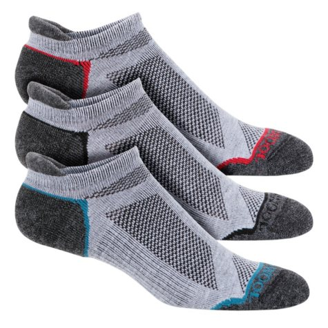 Omniwool No Show Merino Wool Sock