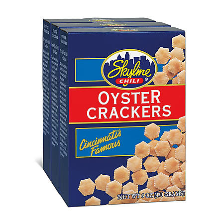 Skyline Oyster Crackers - 3/6 oz. packages