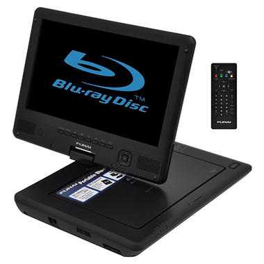 Funai Portable Blu-ray Player w/ Wireless Internet Apps