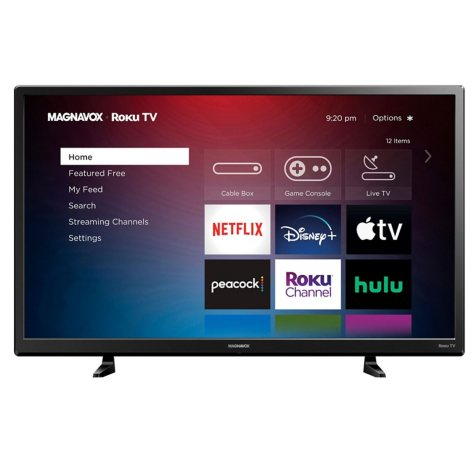 "Magnavox 32"" Class 720p ROKU LED TV - 32MV319R/F7"
