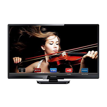 """Magnavox 32"""" Class LED 720p Smart TV - 32MV304X/F7"""