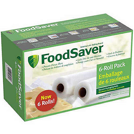 FoodSaver®  Combination Bags & Rolls