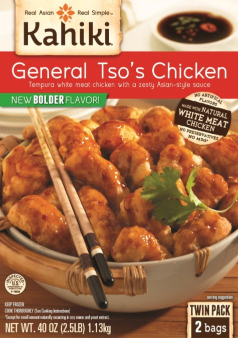 Kahiki Foods General Tso's Chicken - 40 oz.