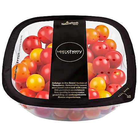 Premium Mixed Cherry Tomatoes (1.5 lbs.)