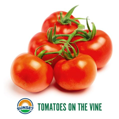 Tomatoes on the Vine (4 lbs.)