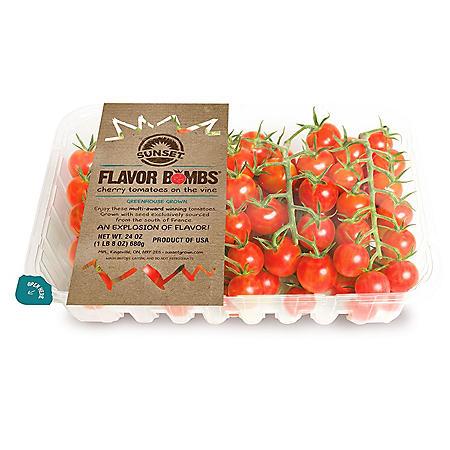 Flavor Bombs Cherry Tomatoes (1.5 lbs.)