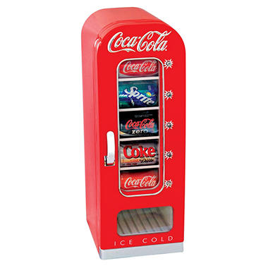 COCA COLA VENDING RETRO FRIDGE