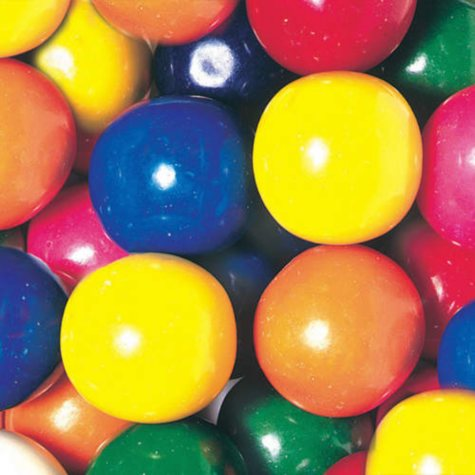 Dubble Bubble Mega Mouth Gumballs (46 mm., 138 ct.)