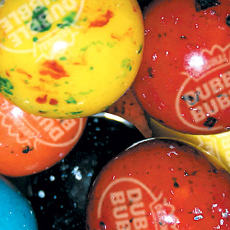 Dubble Bubble 23mm Gumballs Berry Blast (17.67lbs.)