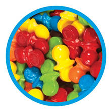 Dubble Bubble Oh Baby Pacifier Candy (11,000 ct.)