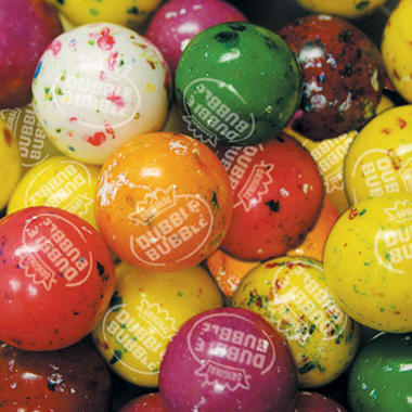 Dubble Bubble Splat Jawbreakers (850 ct.)