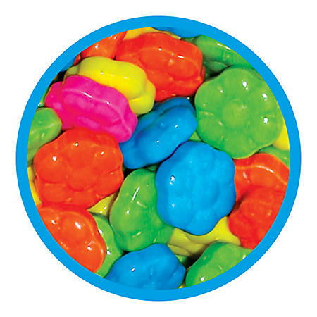 Dubble Bubble Flower Power Coated Candy (25.7lbs.)