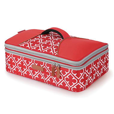Arctic Zone Insulated Casserole Tote Assorted Colors