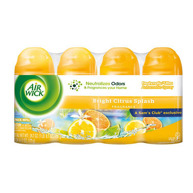 Air Wick Freshmatic Ultra, Choose Your Scent (4 pk.)