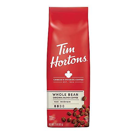 Tim Horton's Whole Bean Coffee (32 oz.)