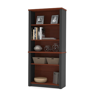 Bestar Prestige + OfficePro 99000 Modular Bookcase (Vaious Colors)