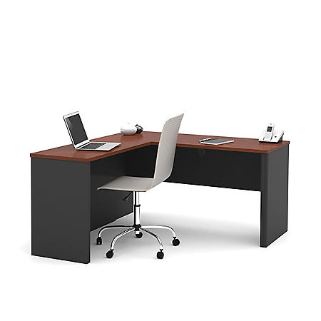 Bestar Prestige + OfficePro 99000 L-Desk (Various Colors)