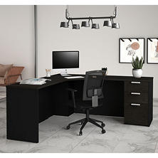 Bestar Pro-Concept  Plus Corner Desk, Select Color